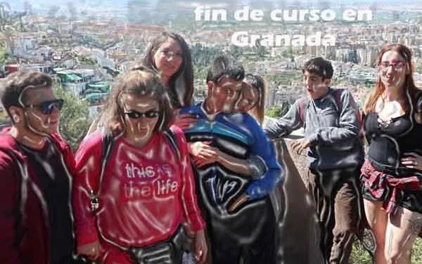 Fin de curso en Granada