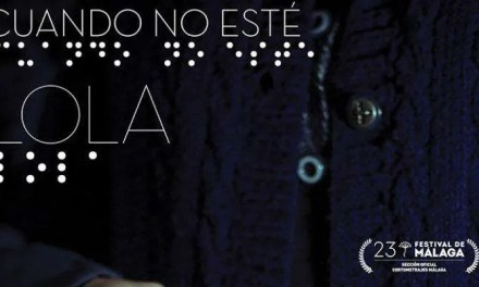 Cuando no esté Lola, premiado en el Festival de Málaga