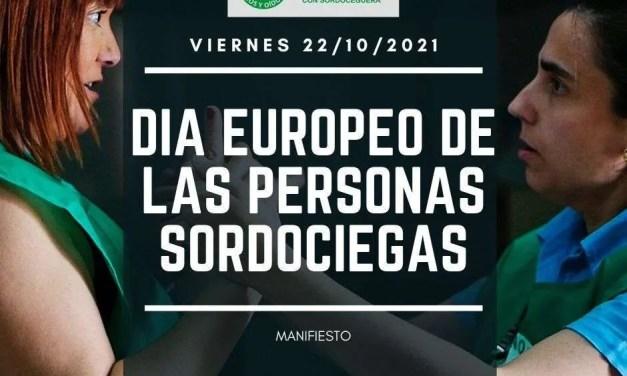 Día Europeo de las Personas Sordociegas