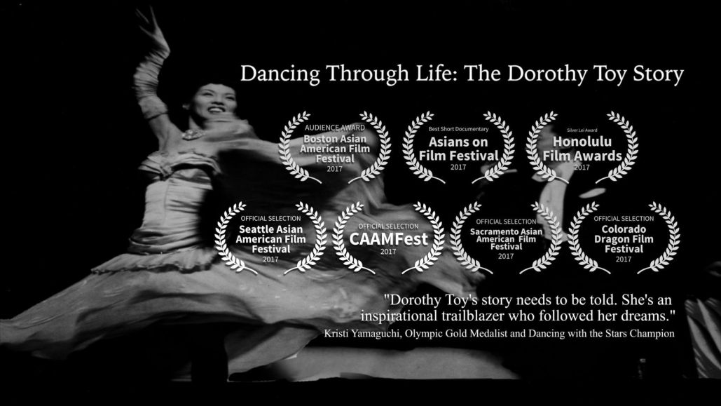 Film Social: Dancing Through Life: The Dorothy Toy Story