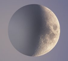 Moon – 2nd April 2017