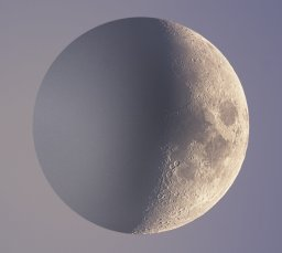 Moon – 2nd April 2017