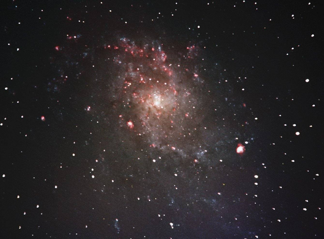 M33 – Triangulum Galaxy