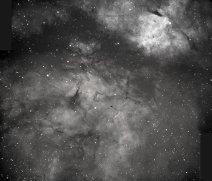 IC1318 – Gamma Cygni Nebula