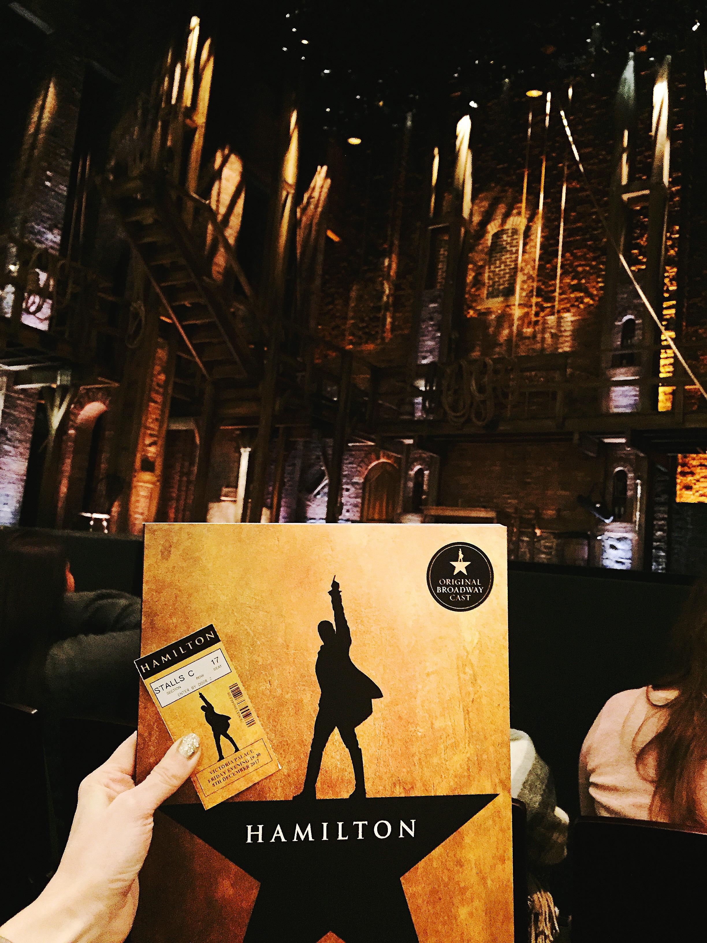 Hamilton: An American Musical – review