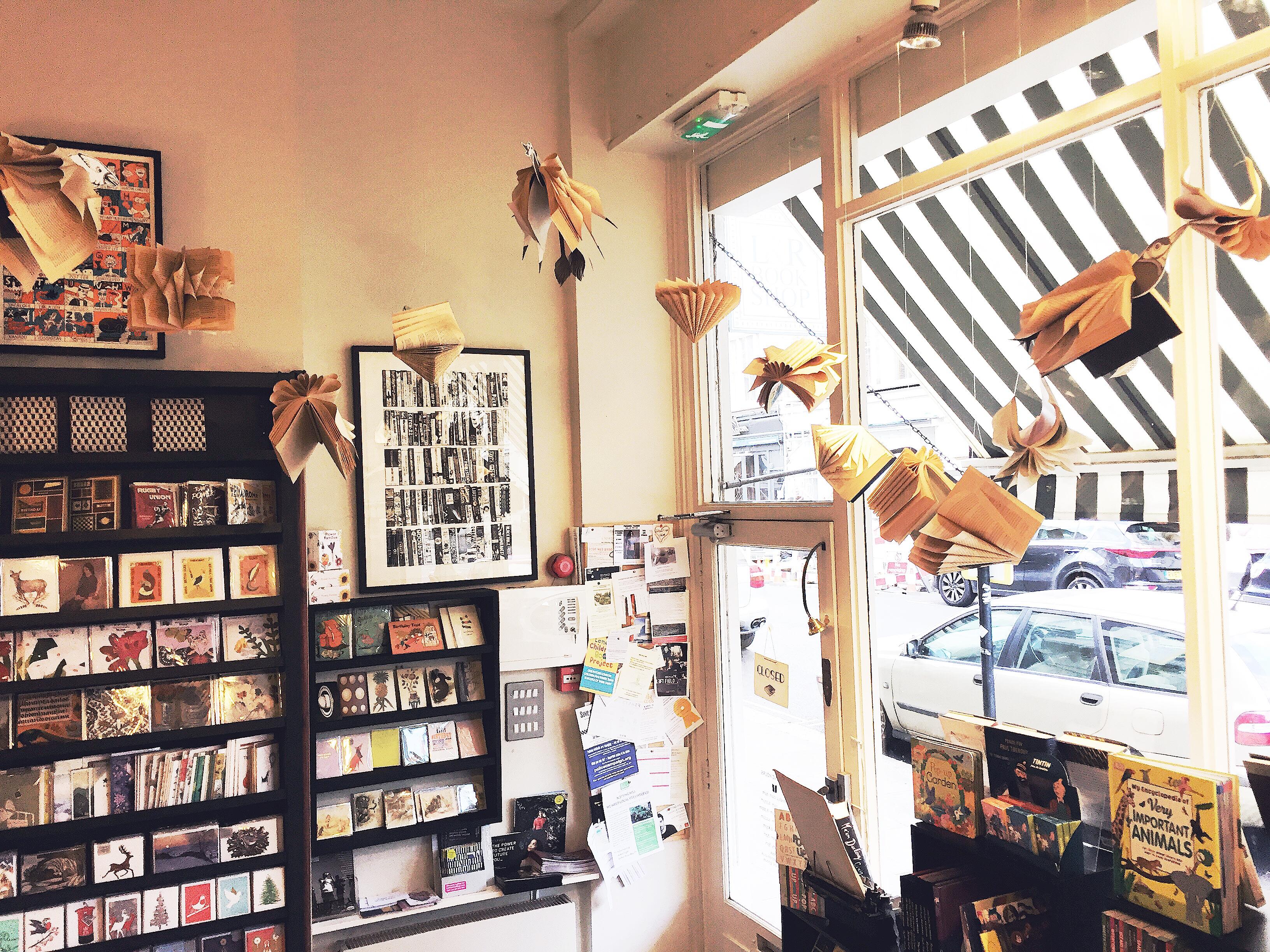 The 6 best bookshops in London (+1)