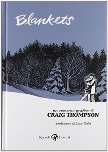 blankets - Craig Thompson
