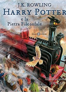 harry potter e la pietra filosofale illustrato