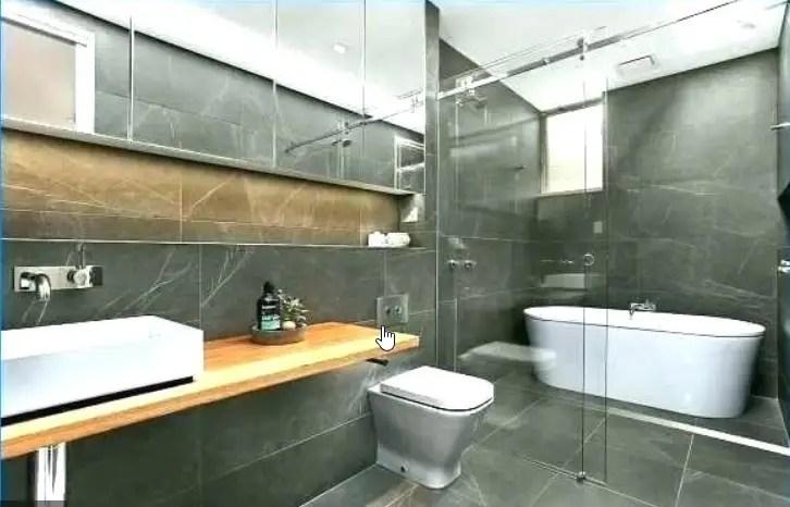 Modern Bathroom Design Ideas for Small Space - A Path Appears