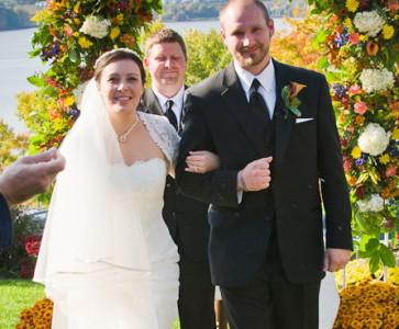 Diana & Andrew Wedding Picture