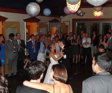 Roundhill Washingtonville Wedding Reception