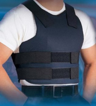 Body armor saves cops' lives. Unfortunately it's so expensive that most officers can't afford it without a little help.