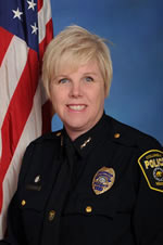 Deputy Chief Dianne Bernhard of the Columbia, MO, Police Department is the new executive director of C.O.P.S.