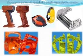 Plast sprøjtestøbning, Rotationsstøbning, Vacuumformning