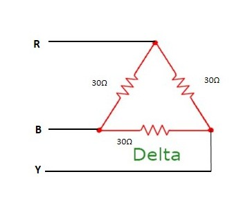 Delta Transformer Winding Diagram, Delta, Free Engine