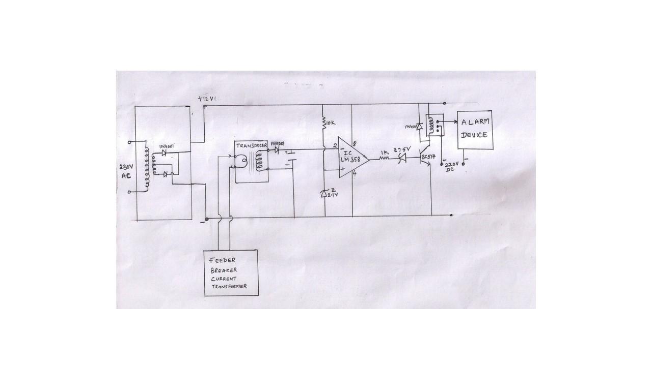 Block Diagram 11kv Substation - development of substations