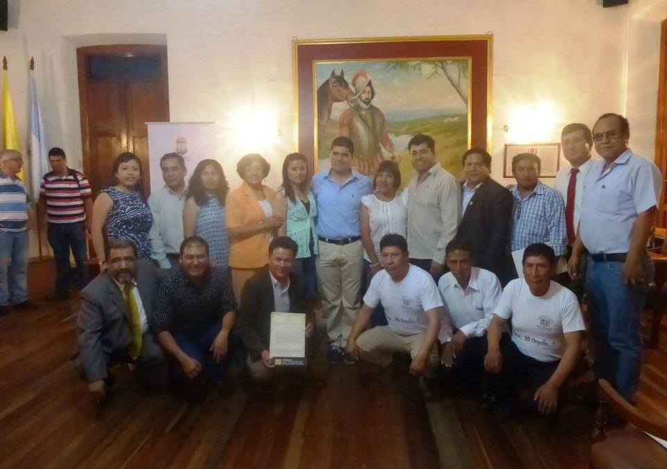IV Visita Técnica a Buga – Colombia