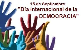 Día Internacional de la Democracia