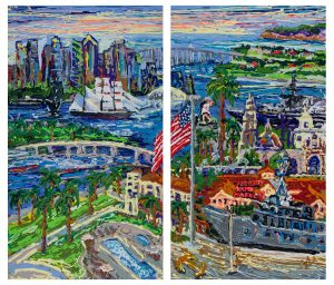 Liberty Station Collage San Diego