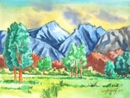 Meadow, Manzanar