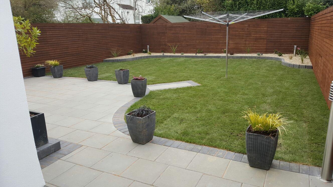 Garden landscaping in Dublin  Design Landscape gardeners