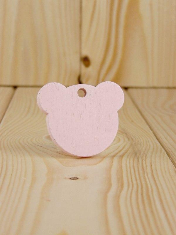 Sagoma testa topolino in legno