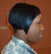 army haircut females - haircuts