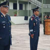 Nuevo comandante del 21 Batallón de Infantería