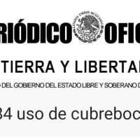 En Morelos ya es obligatorio el uso de Cubrebocas