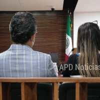 Impide juez dilación de audiencia judicial de Villalobos y Barquín