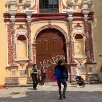 Feministas realizan protestas violentas en Cuernavaca y Cuautla