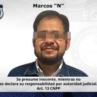 """Detienen a Marcos """"N"""", el ex diputado denunciado por violación de una ex colaboradora"""