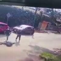 Estable, pero grave la adolescente que recibió disparo en asalto, en Cuernavaca
