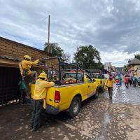 Dejan lluvias un muerto en Tepoztlán