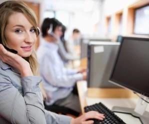 Operador de telemarketing – Escritório