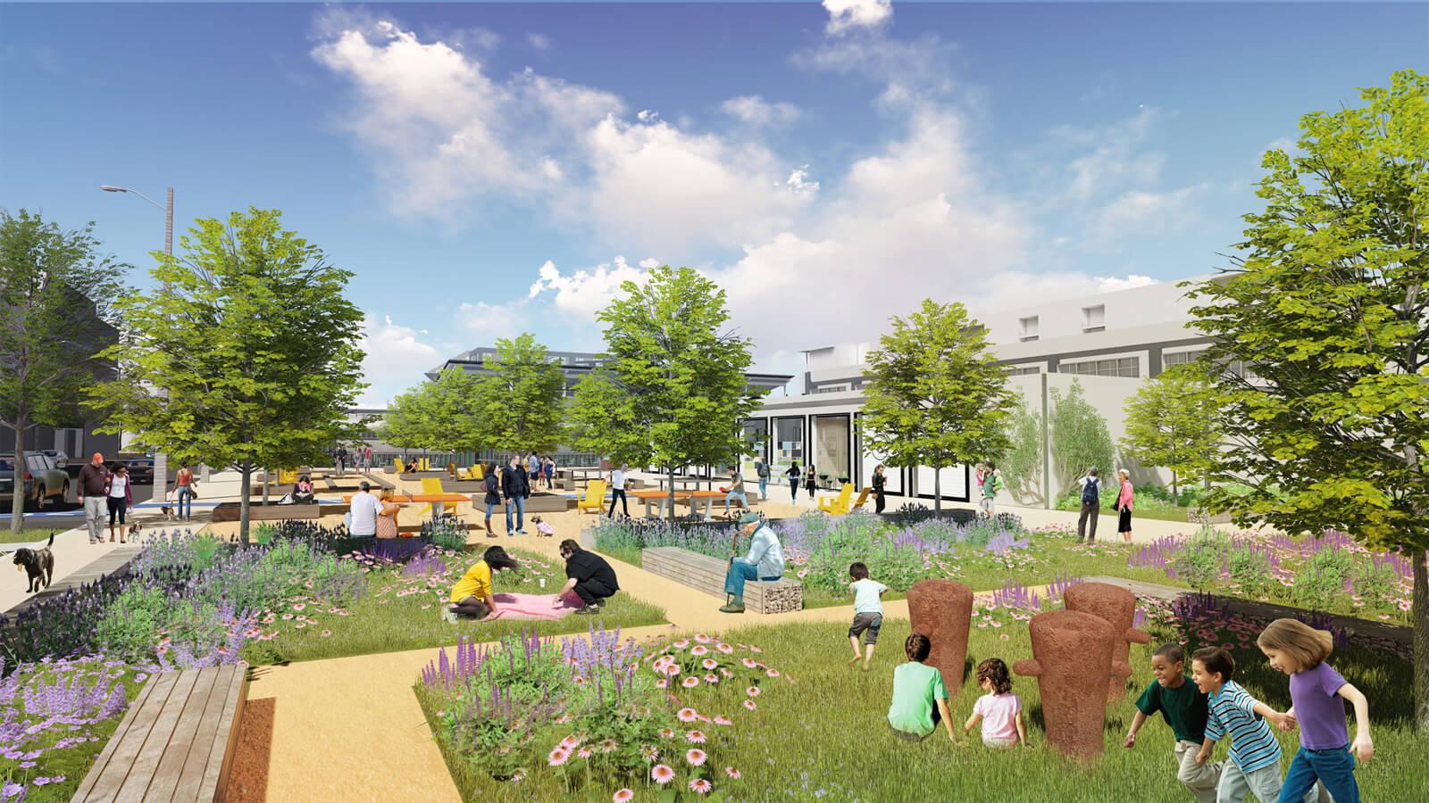 Art Landscape Architecture April Philips Design Works