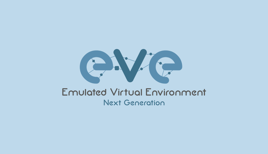 EVE-NG | Python Concept & Networking