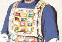 Garments Of A Warrior Priest The Breastplate Of Righteousness A