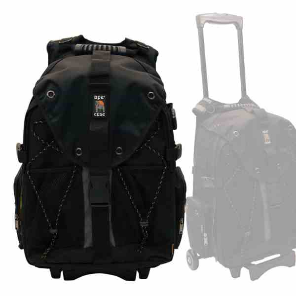 Acpro4000 Powerful Padded Powerhouse Backpack