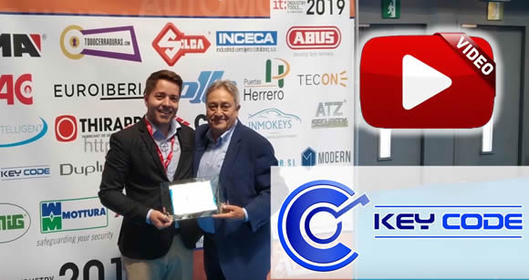 keycode expositor it ferroforma apecs