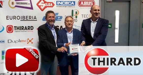 thirard expositor it ferroforma apecs 2019