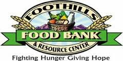 Foothills Food Bank Logo