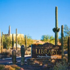 Desert Foothills Library November Events & Classes