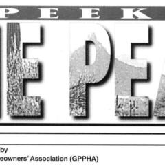 The Peak, 1991: Indifference & Enjoyment