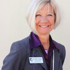 CCUSD: Burdick Receives National School Communications Award