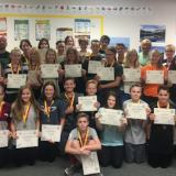 CCUSD Spanish Students Achieve National Recognition