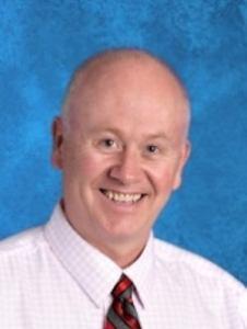 Dr. Rod Egan, Principal Desert Willow Elementary School