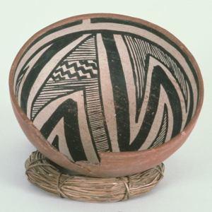 Gila Polychrome Pottery