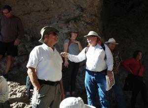 Al Dart (right).