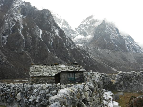 Sherpa Home in Pheriche